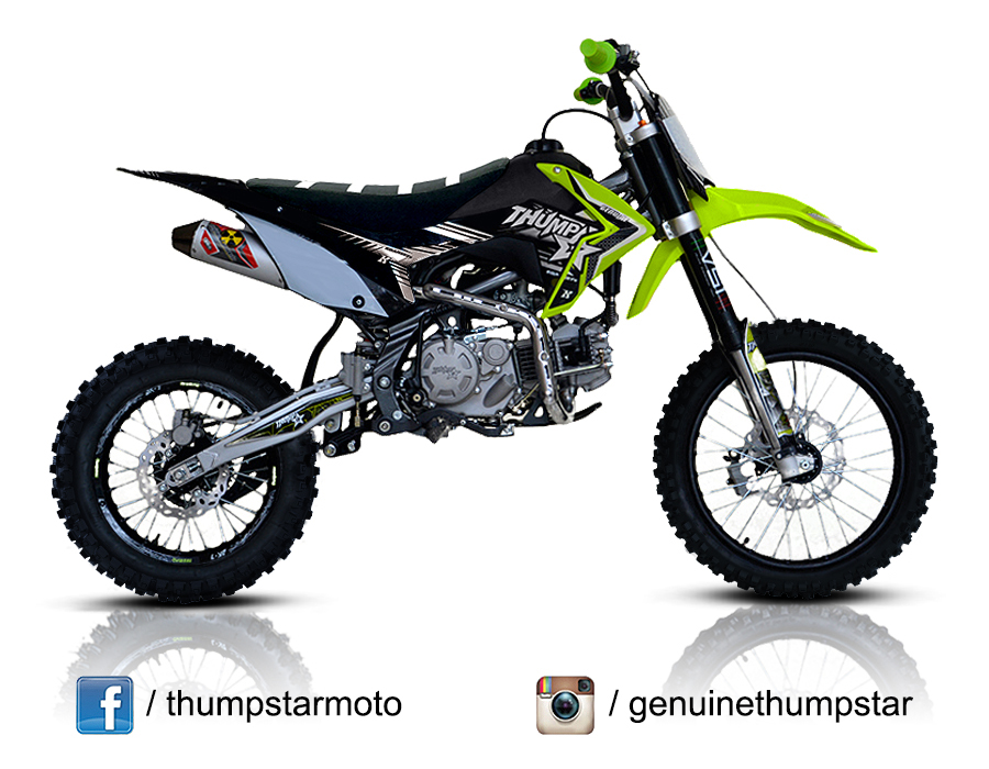 Thumpstar Racing Motorbike
