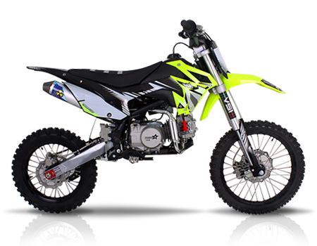 Thumpstar Dirtbike Overview