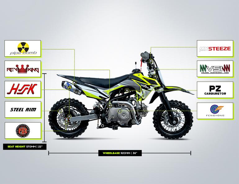 TSK70 Brands